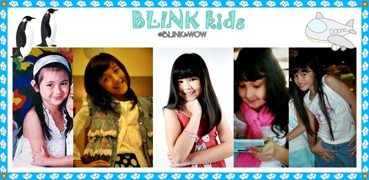 BLINK is WOW: Foto BLINK waktu masih kecil