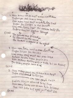 Bob Dylan - Montreal 1962 - New York 1961