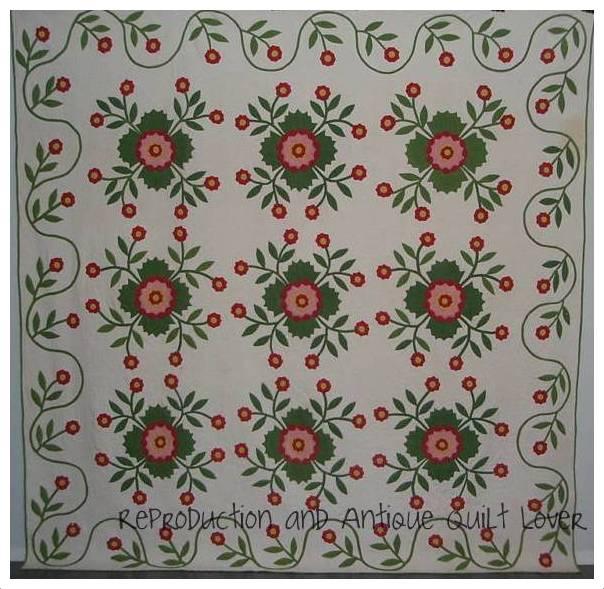 Repro Quilt Lover: September 2012 : repro quilt lover - Adamdwight.com