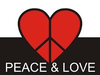 Paz e Amor (desenho digital)