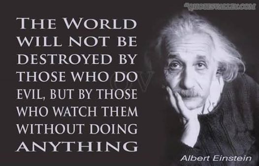 Thank you, Mr. Einstein.