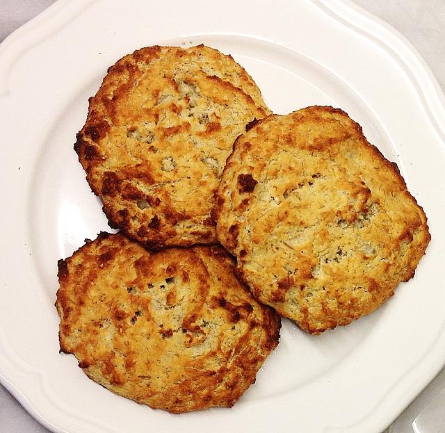 glutenfria scones majsmjöl