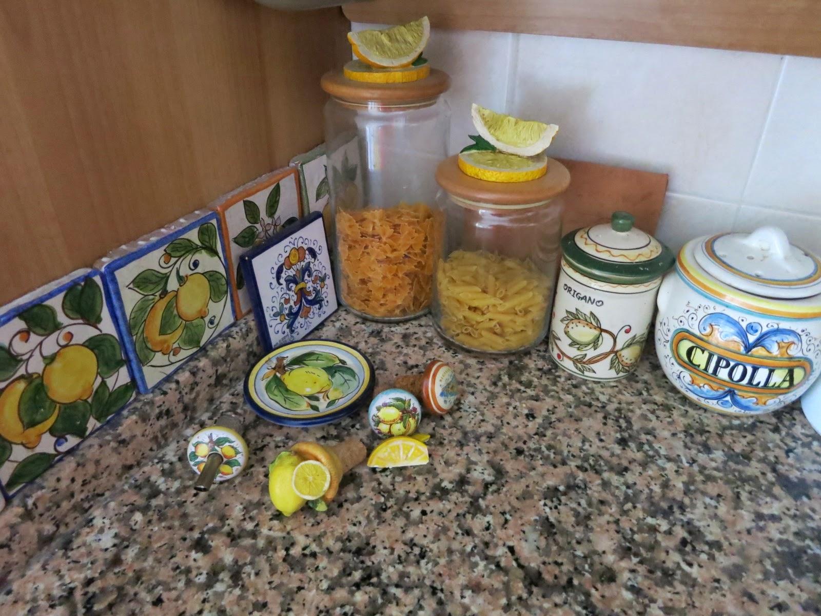 Crealò: i miei limoni