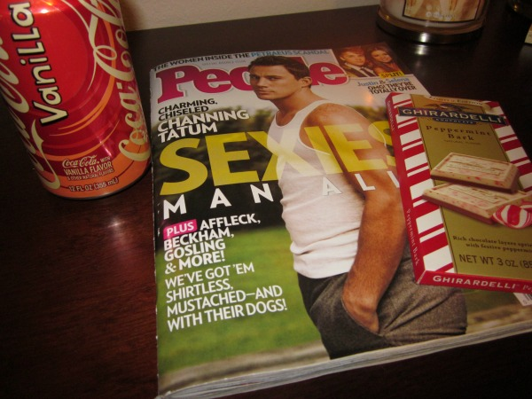 Channing Tatum Named PEOPLE's #SexiestManAlive