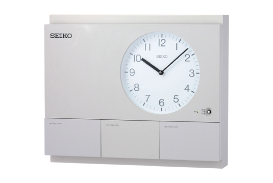 SEIKO QC-55102 Master Clock