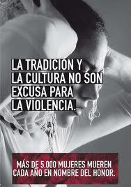 """BARBARIE SOLAPADA: Crímenes de """"honor"""""""