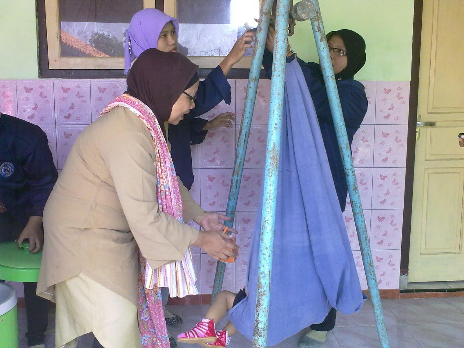 Serangkaian Kegiatan Sambut Hari Pertama Masuk Sekolah Di Kober Al-Hidayah Dusun Cikancah