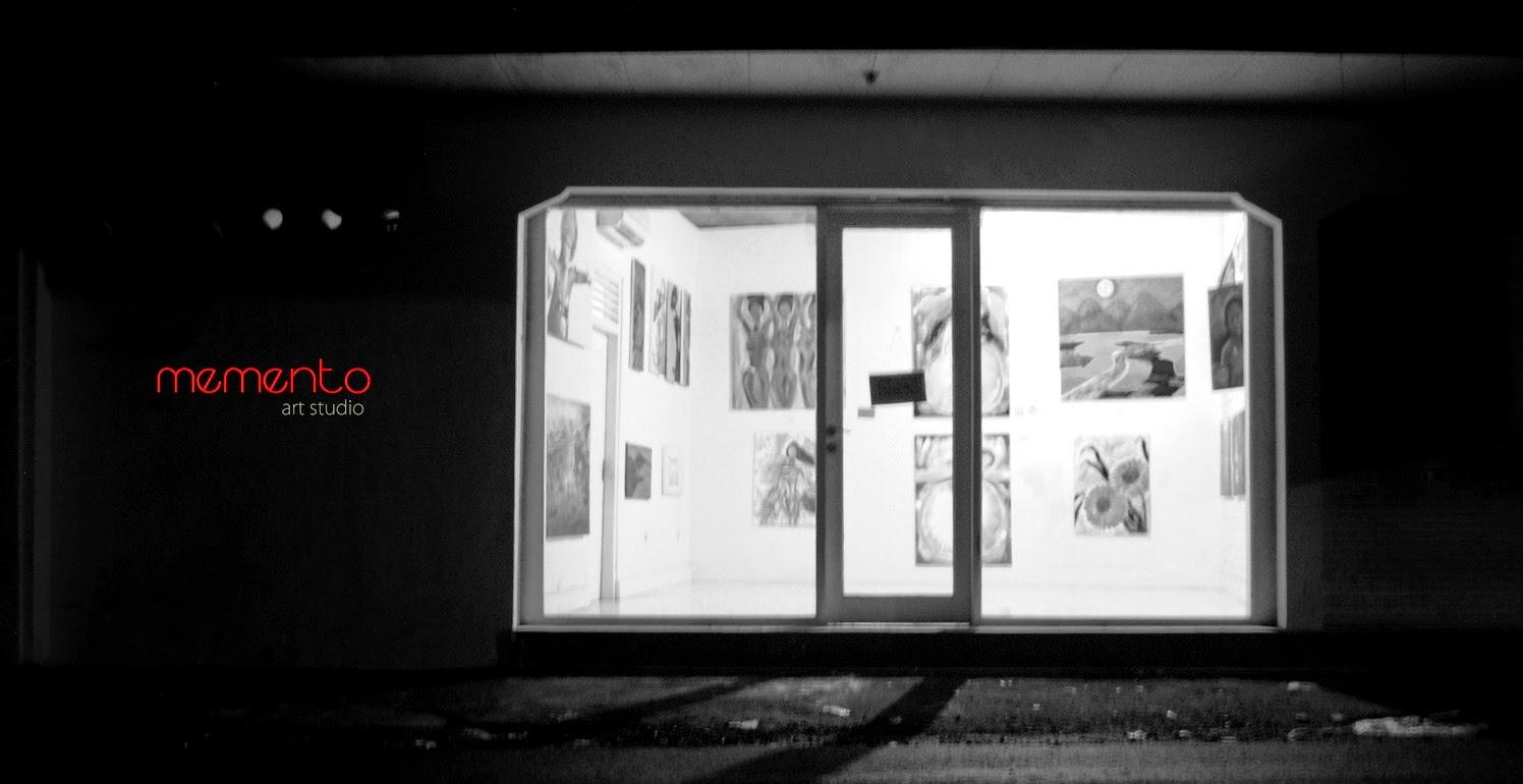 memento art gallery -  artspace in seminyak, Bali