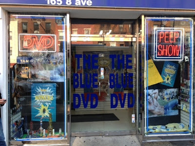 Check out the new Boy Buter Window display just in time for NYC Pride Weekend