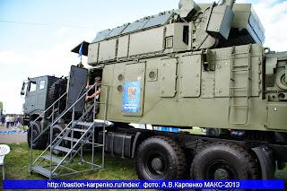 Fuerzas Armadas de Rusia  TOR-M2MK_MAKS-2013_11