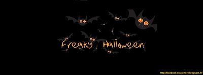 couverture facebook pour souhaiter bonne fete halloween