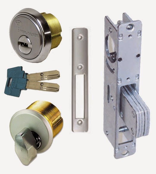 Seattle locksmith Adams Rite lock