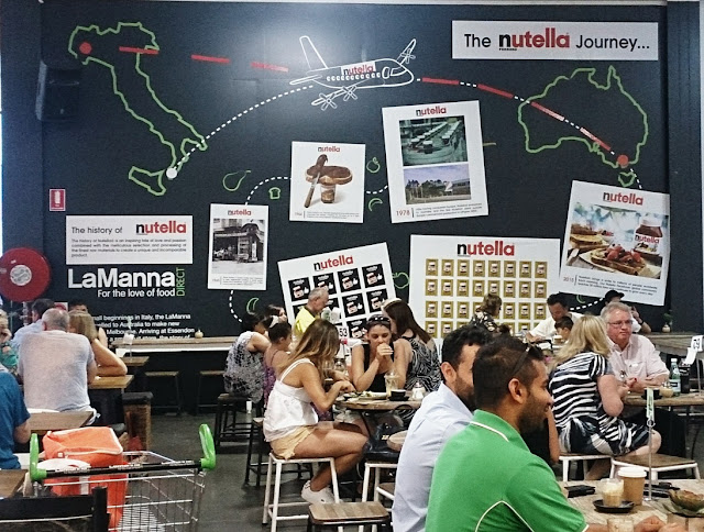 Nutella World, book, Nutella, LaManna Direct