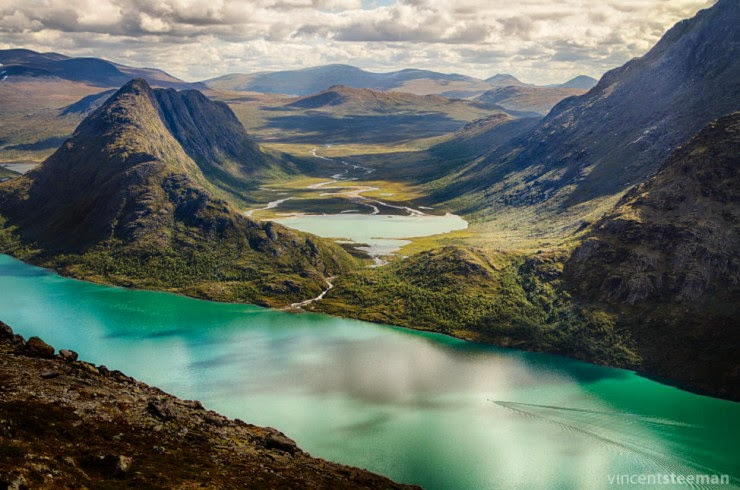 Jotunheimen – the Home of the Giants in Norway