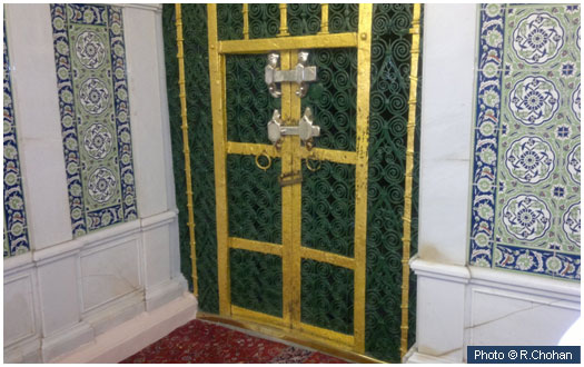 Door of Fatima (r.a.) & Masjid-e-Nabwi Copmplete details and photos | Saqib Bashir