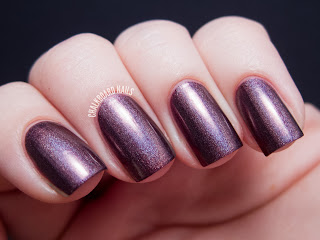 China Glaze Hologlam Collection When Stars Collide nail polish