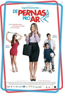 Download De Pernas Pro Ar DVDRip Avi e RMVB Nacional