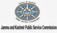 JKPSC Recruitment 2015