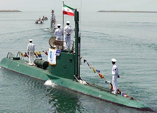 AS kesulitan lacak kapal selam mini Iran