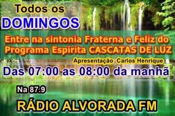 RADIO ALVORADA FM 87,9 Mhz