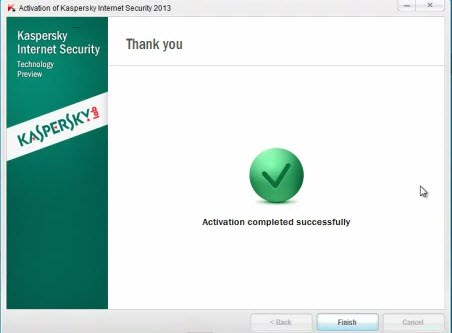 Kaspersky Internet Security 2013 Setup with licnese 4
