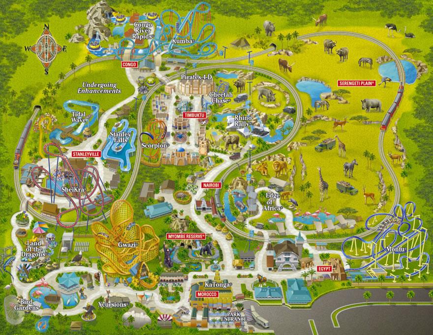 Busch Gardens Tampa Busch Gardens Animals Animal And