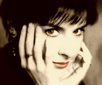 Irish Female Singer Enya Poster