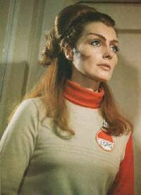Catherine Schell as Maya, Space 1999 Annual 1978