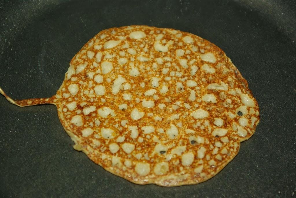 Josephine Eliza: 2 Ingredient - Vegan Savory Buckwheat Pancakes