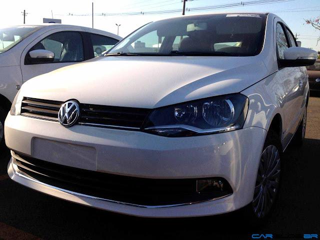 VW Gol G6 2013