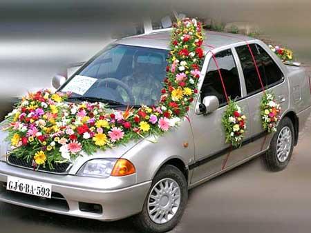 Wedding Car Decoration Ideas - Beautifull and Latest Mehndi Design ...