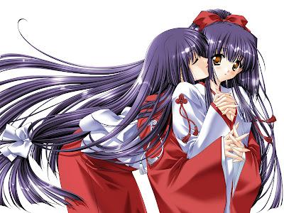 Dibujos animados de chicas lindas - Anime girls