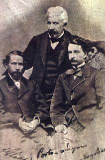 Gonçalves Dias, Manuel de Araújo Porto Alegre e Gonçalves de Magalhães.