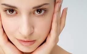 beautiful and healthy skin