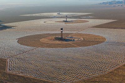 Ivanpah, solar power, energy, green energy, renewable energy