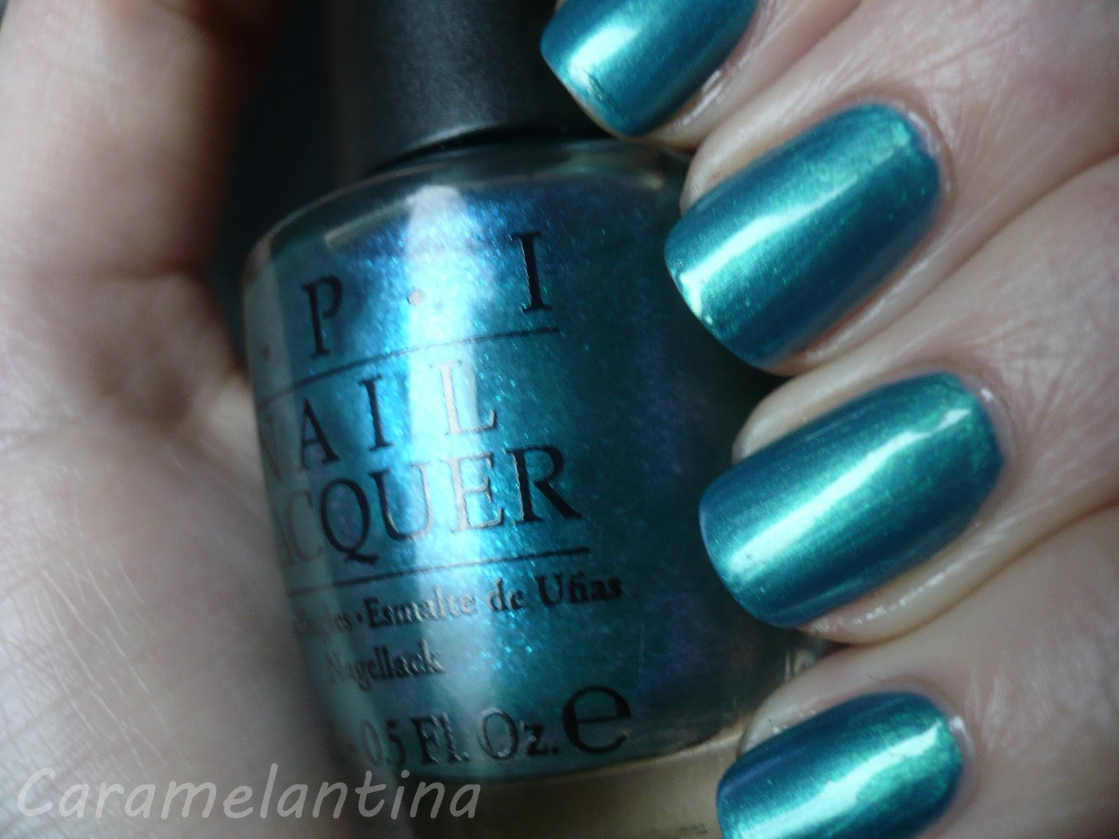 Esmaltes Mabby Jelsea, Opi Austin-tatious Turquoise, opiniones swatch review