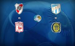 Semifinales Copa Argentina