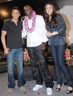 Akon in India