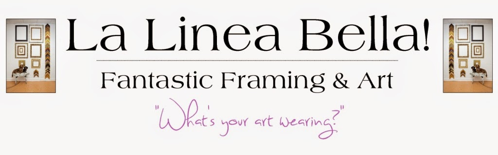 La Linea Bella ! Fantastic Framing and Art