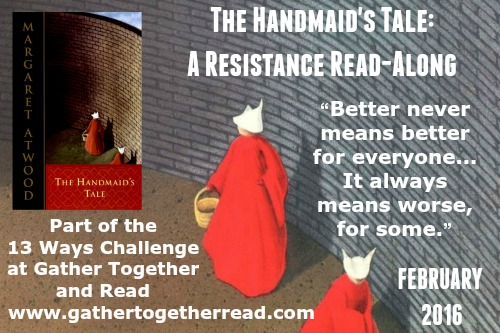 The Handmaid's Tale Read-a-Long