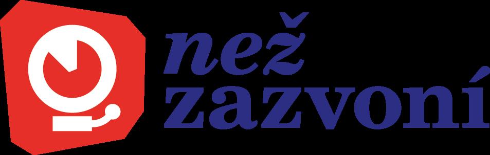 Logo Než zazvoní