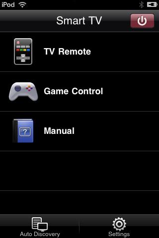 L 39 app samsung remote per trasformare l 39 iphone in un for Telecomando smart tv