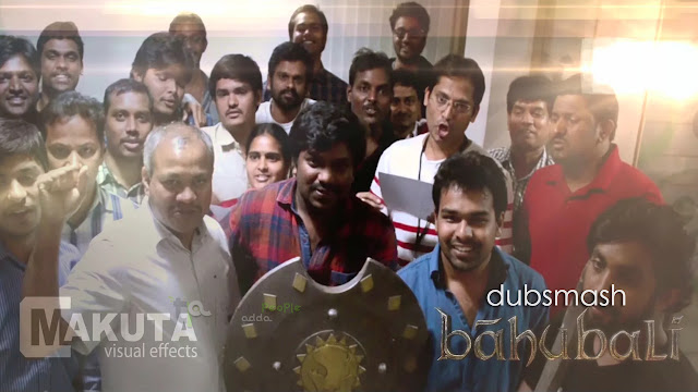 Baahubali Dubsmash by Makuta Team