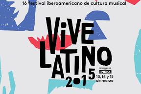 Artistas Vive Latino 2015