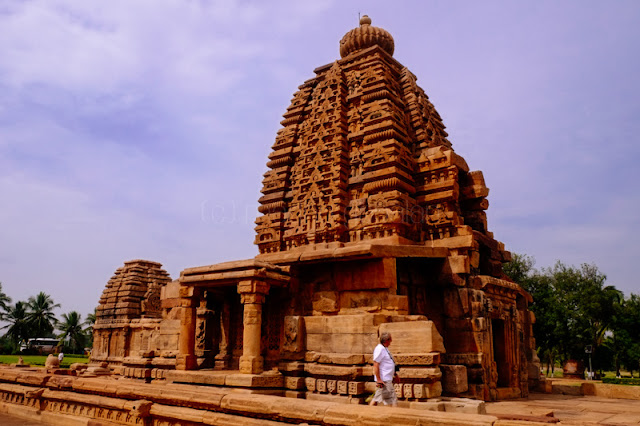 Pattadakal Group of Badami Chalukya Temples