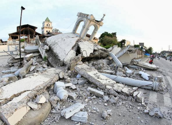 BOHOL EARTHQUAKE 8