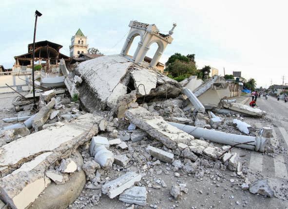 BOHOL EARTHQUAKE 8