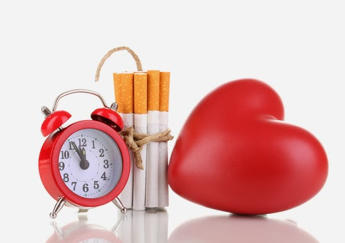 Heart Disease Cause Of Smoking