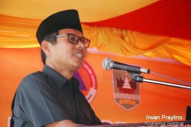 5 Tahun Jadi Gubernur Sumbar, Apa yang Sudah Irwan Prayitno Buat?