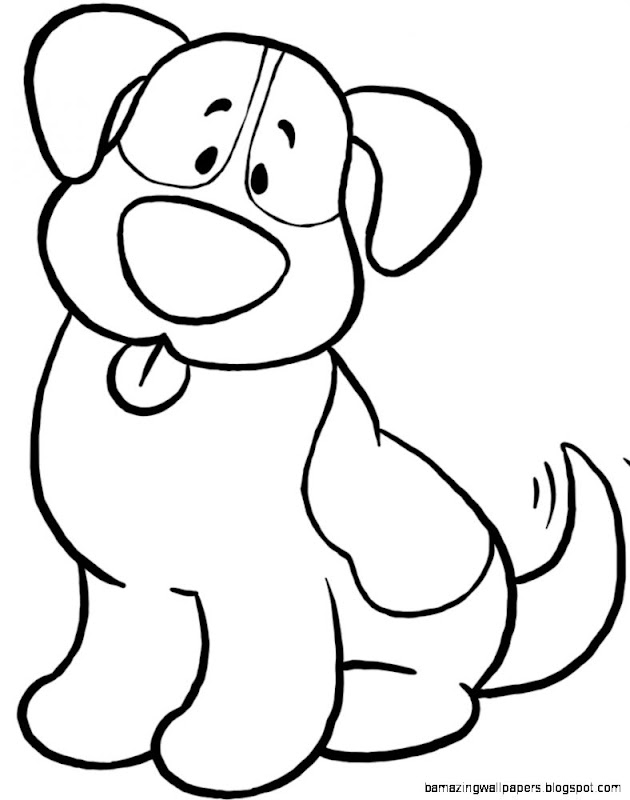 Dog Coloring Pages That You Can Color Online  Coloring Pages